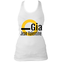 Load image into Gallery viewer, Gia jean valentine ladies racerback vest top