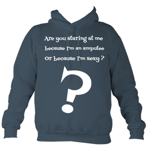 Are you staring at me hoodie