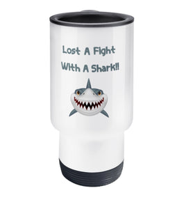 Travel Mug shark
