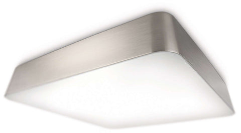 Philips myBathroom PIANO Chrome Ceiling Light - LED Bulb Centre Ltd