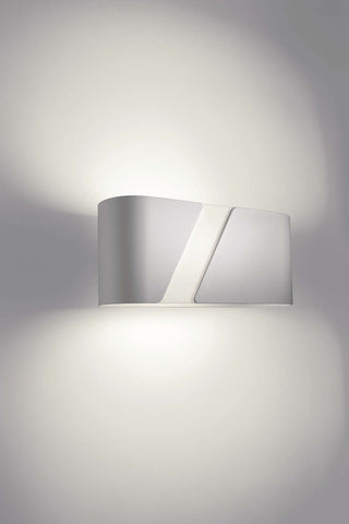Philips myLiving GAINSBORO White Wall Light - LED Bulb Centre Ltd