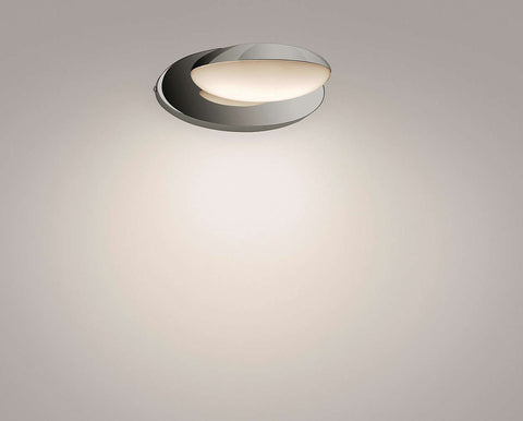 Philips myBathroom HOTSTONE Chrome 5W LED Wall Light - LED Bulb Centre Ltd