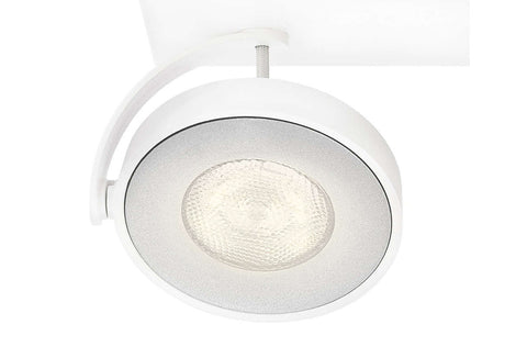 Philips myLiving CLOCKWORK BAR White 4x4W LED Ceiling/Wall Light - LED Bulb Centre Ltd