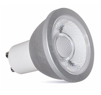 Amitex 7W Ultra Bright GU10 LED Dimmable COB Spotlight 5000K Cool White