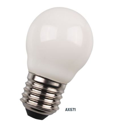 Amitex 4W Columba E27 Dimmable Golf Ball Lamp