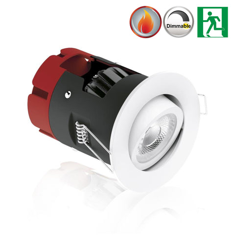 Aurora M10 8.5W LED Downlight - Adjustable - LED Bulb Centre Ltd