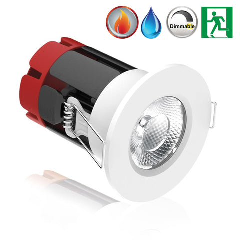 Aurora M10 8.5W LED Downlight - Fixed - LED Bulb Centre Ltd