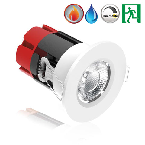 Aurora M7 6W LED Downlight - Fixed - LED Bulb Centre Ltd