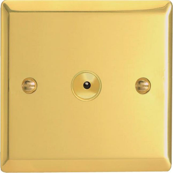 Varilight Classic V-Pro IR Remote Control/Touch Dimmers - Victorian Brass