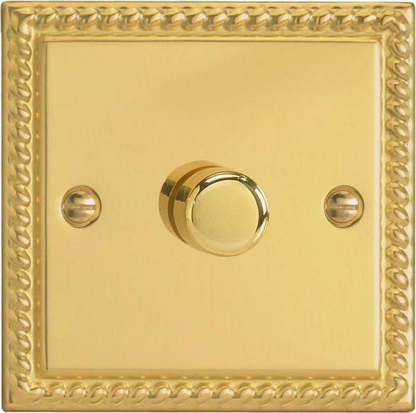 Varilight Classic V-Pro Professional Series Dimmers - Georgian Brass