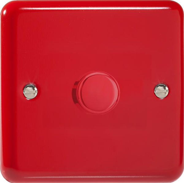 Varilight Classic V-Pro Professional Series Dimmers - Lily Pillar Box Red