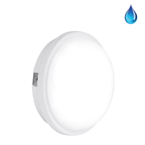 Enlite Bulkheads - Enlite IP65 Utility Round LED Bulkhead (15W To 20W)