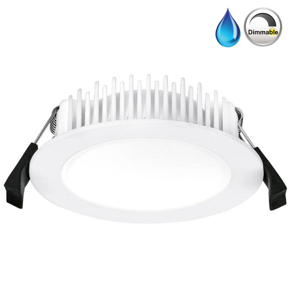 Enlite Slimline Panels - Enlite 10W PolaCX 3 In 1 Colour Switchable Downlight 2700K/3800K/5700K