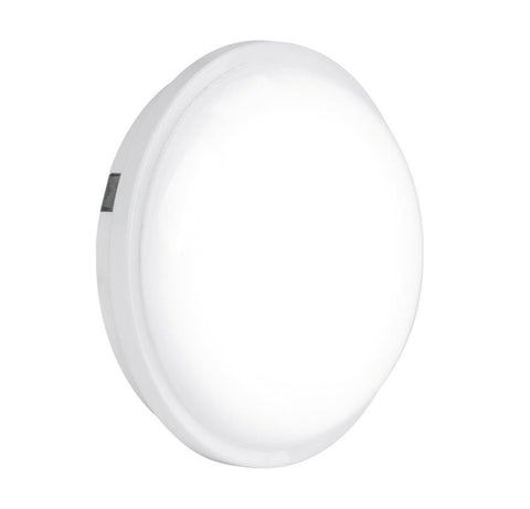 Enlite IP65 Utility Round LED Bulkhead (15W to 20W) - LED Bulb Centre Ltd