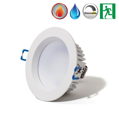 LED Downlight - Amitex 10W Slimline LED Downlight