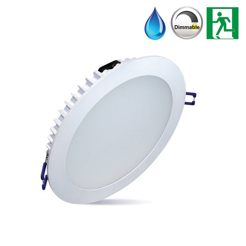 LED Downlight - Amitex LED Slimline Downlight / Ceiling Panel (18W To 23W)