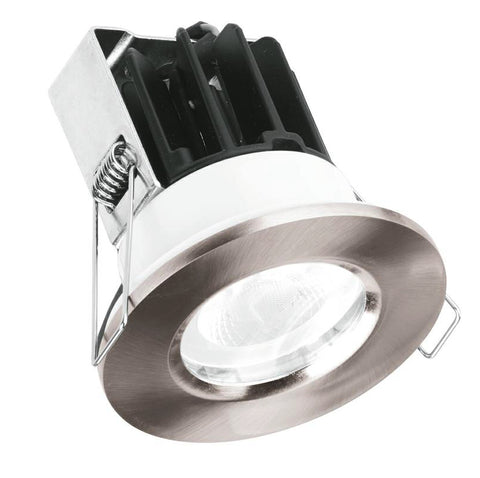 Aurora M10 15W RGB LED Downlight Dimmable IP65 Fixed Fire Rated - LED Bulb Centre Ltd