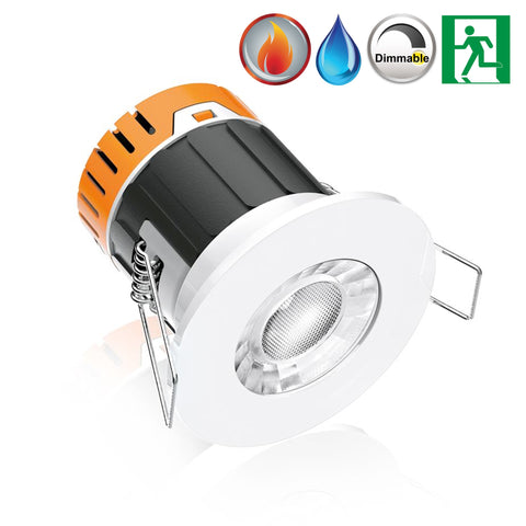 LED Downlight - Enlite EN-DE5 4.5W LED Downlight - Fixed
