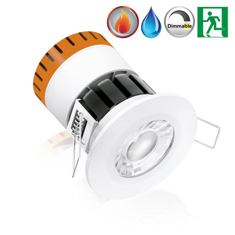 LED Downlight - Enlite EN-DE8 8W LED Downlight - Fixed