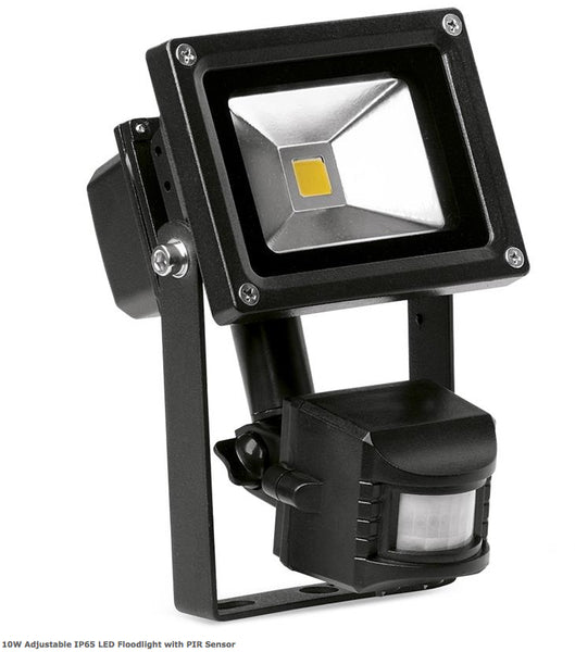LED Floodlights - Enlite Helius PIR LED Floodlights (10W To 50W)