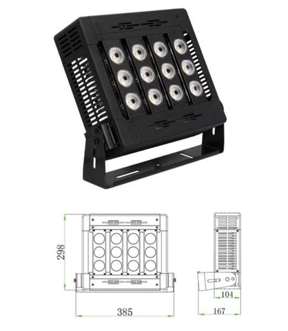 Mecree High Power LED Floodlights 130LM/W (100W to 1000W) - Special Order - LED Bulb Centre Ltd