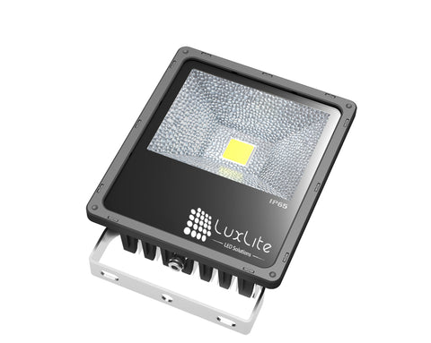 Luxlite LED Floodlights - Designed for Coastal Areas (10W to 200W) - LED Bulb Centre Ltd
