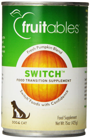 Fruitables Pumpkin Switch Food Transition