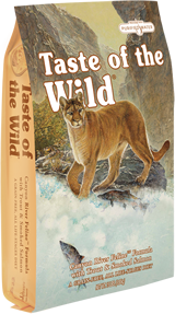 Taste Of The Wild Canyon River Cat Formula