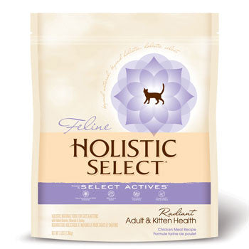 Holistic Select Chicken Cat Formula