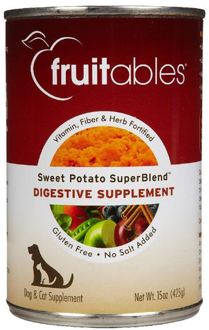 Fruitables Sweet Potato Digestive Supplement