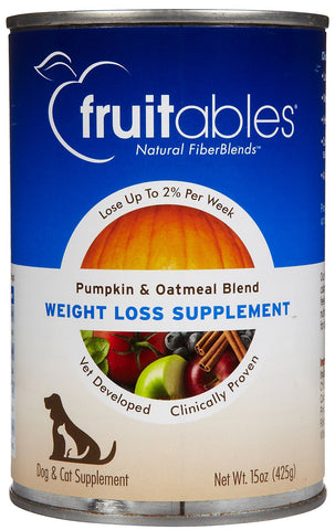 Fruitables Pumpkin Weight Loss