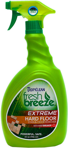 Tropiclean Extreme Stain & Odor Remover Hard Floor