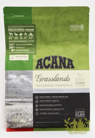 Acana Grasslands Cat & Kitten Formula
