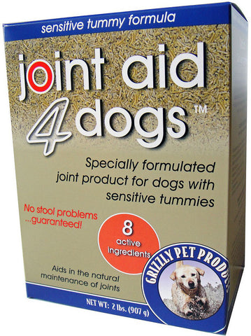 Joint Aid 4 Dogs Sensitive Tummy Formula