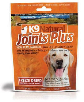 K9 Natural Joints Plus Treats