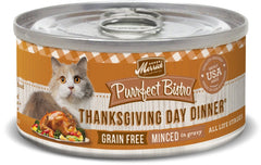 Merrick Purrfect Bistro Thanksgiving Day Dinner Minced
