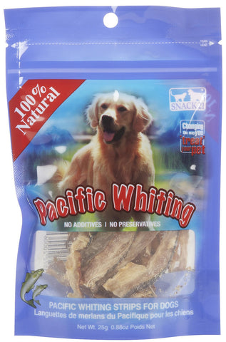 Snack21 Pacific Whiting
