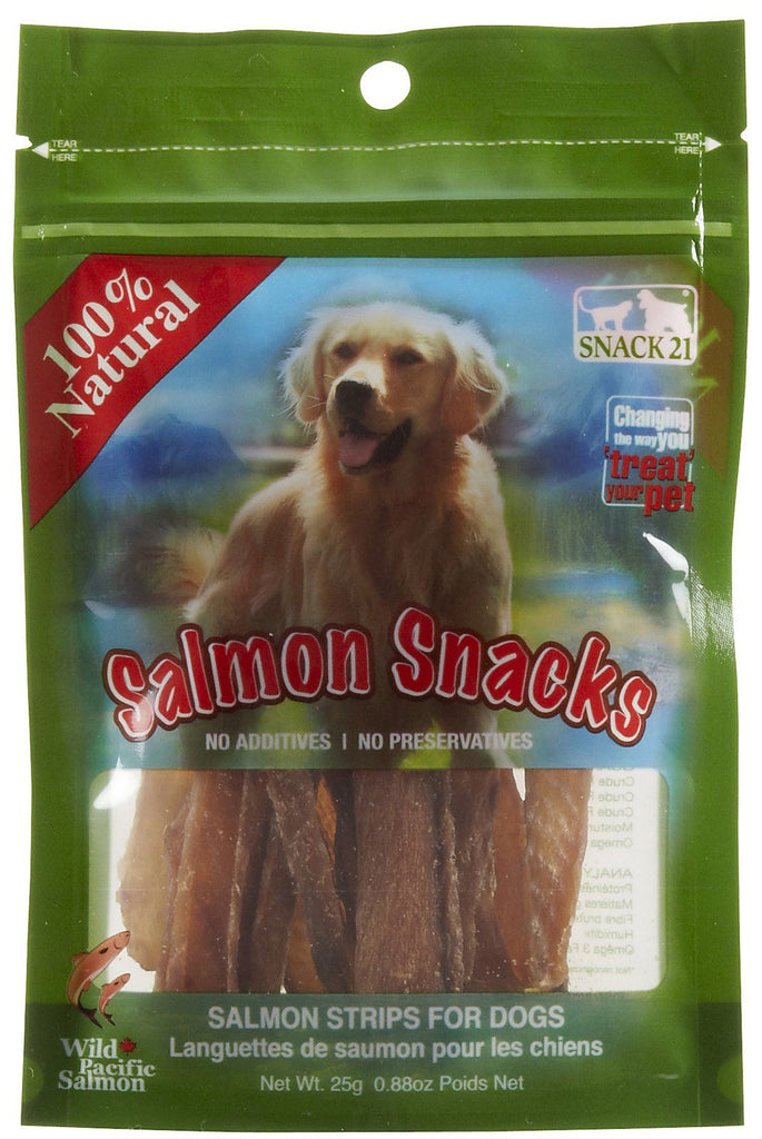 Snack21 Salmon Snacks