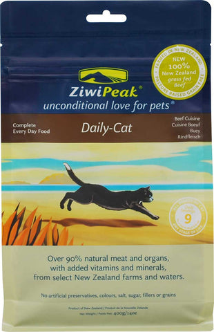 Ziwipeak Air-Dried Beef Cat Cuisine
