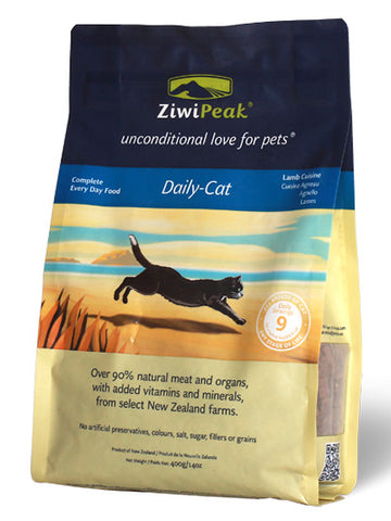 Ziwipeak Air-Dried Lamb Cat Cuisine