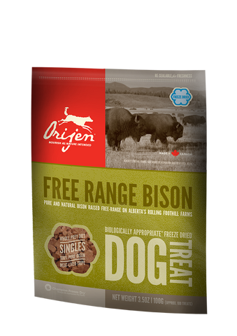 Orijen Bison Dog Treats