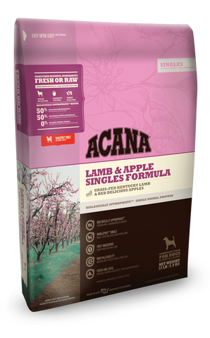 Acana Lamb & Okanagan Apple Formula