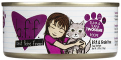 Best Feline Friend Tuna & Tilapia Twosome Stew