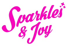 Sparkles & Joy Gift Card - Share the Sparkles. Share the Joy.