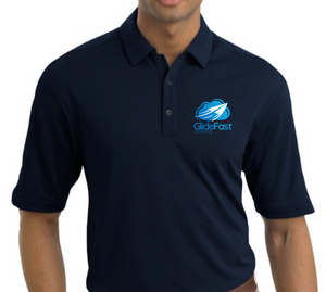 GlideFast Nike Dri-Fit Golf shirt