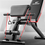 Foldable Multi-Function Fitness Bench