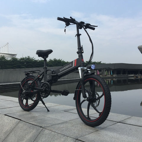 SAMEBIKE™ Foldable Electric Bicycle