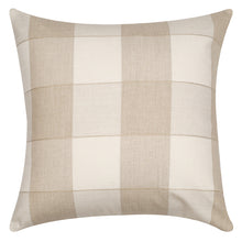 Load image into Gallery viewer, Cubic offwhite Cushion Covers