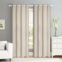 Load image into Gallery viewer, Maharaja Dk. Beige Curtain