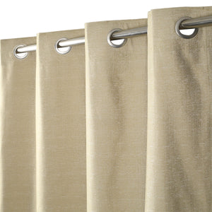 Mandrel Mustard Curtain